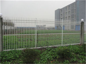 Hot-DIP Gavanized Wall Fence for Pure Color