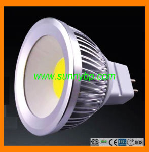 High Lumen MR16 3W COB LED Spotlight pictures & photos