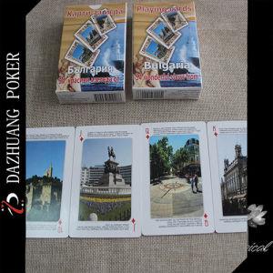 Bulgaria Souvenir Poker on 54 Wonderful Views