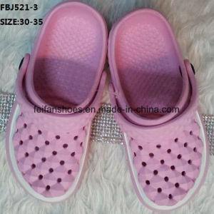 Top Quality Beath EVA Garden Shoes for Children (FBJ521-3) pictures & photos