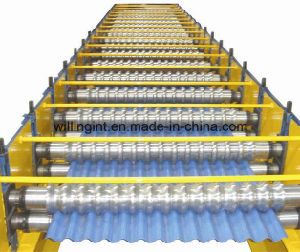High Quality China Roofing Cold Roll Forming Machinery pictures & photos