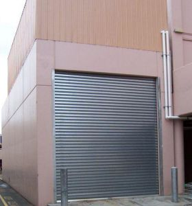Industrial / Commercial / Residential Steel Roller Shutter Door pictures & photos