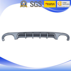 High Quality C-Class W205 2015-up Amg Car Front Lip Bumper Spoiler pictures & photos