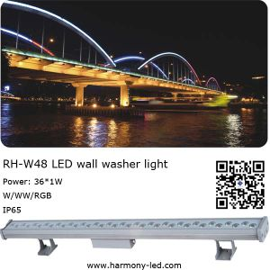 36W IP68 Wireless RGB LED Bar Light pictures & photos