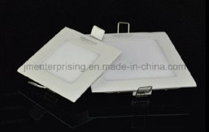 Slim Square LED Panel Light pictures & photos