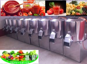 Factory Supply Tomato Paste Making Machine pictures & photos