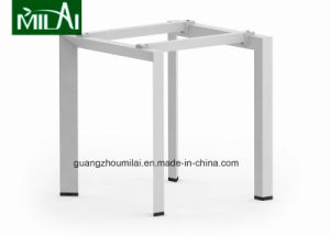 Small Metal Leg Triangular Office Meeting Table pictures & photos