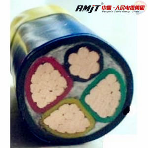 0.6/1kv XLPE Insulated PVC Sheated 4 Core Power Cable pictures & photos