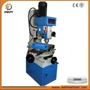Zx50c Milling and Drilling Machine with Swivel Table pictures & photos