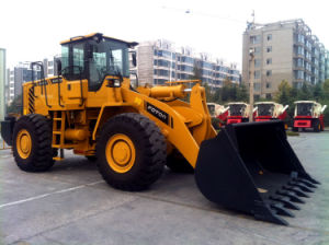 Foton Lovol 3 ton wheel loader with CE pictures & photos