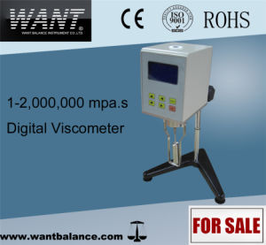 Hot-Sale DV Series Industry Laboratory Fluid Viscosity Viscometer pictures & photos