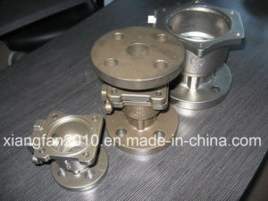 Stainless Steel DIN Specifications Ball Valve