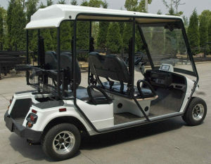 Street Legal Electric Golf Cart, Lsv Vehicles pictures & photos