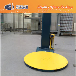 Hy-Filling Film Pallet Stretching Wrapping Machine pictures & photos