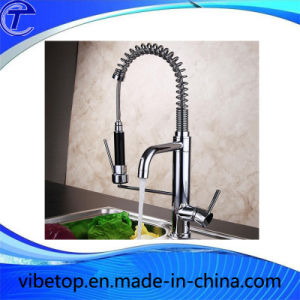 High Quality Kitchen Bathroom Faucet New Style (Kh-033) pictures & photos