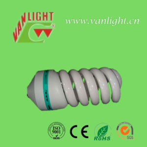 High Efficiency Full Spiral 40W CFL Bulbs, Energey Saving Lamps pictures & photos