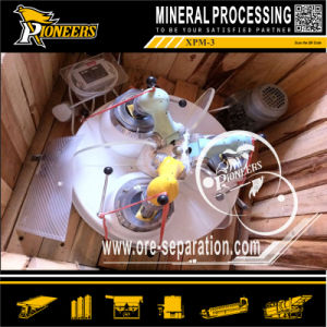 Dry Mineral Testing 0-90 Grams Lab Grinding Process Milling pictures & photos