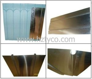 Infloor Heat Systems Extruded Polystyrene Foam with Aluminum