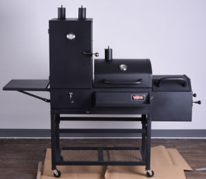 Heavy Duty Commercial Barbeque Pit Smoker BBQ Grill pictures & photos
