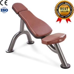 Gym Fitness Equipment Sports Machine Commercial Incline Bench 30 pictures & photos