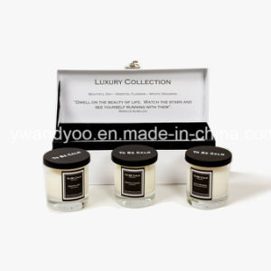Luxury Collection Beautiful Day Organic Soy Wax Natural Scented Glass Candle pictures & photos