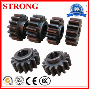 Gear for Building Hoist Construction Hoist Spare Parts Pinion Gear pictures & photos