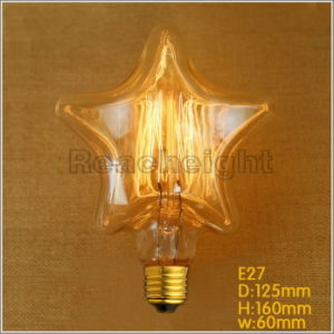 Fg S125 Star Edison Bulb for Decorative Lightings pictures & photos