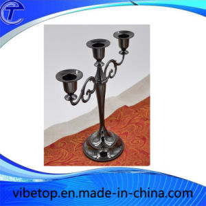 Beautiful Metal Candle Holder for Wedding Celebration pictures & photos