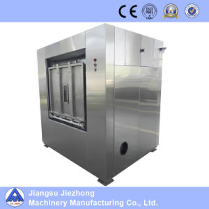 Full-Auto Barrier Washer, Clothing Cleaning Machine, Washer Extractor for Sales pictures & photos