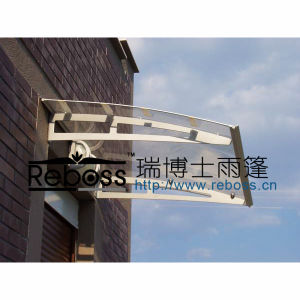 Door Canopy, Polycarbonate Door Canopy, PC Door Canopy pictures & photos