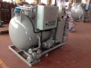 Grcm Series Marine Sewage 50persons for Ship/Marine Gray/Black Water Treatment pictures & photos