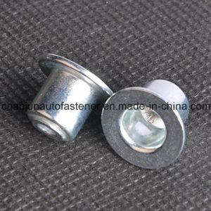 Blue Zinc Plated Furniture Rivet Nut (CZ060)