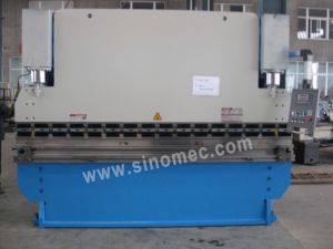 Wc67k-250t/3200 Press Brake Machine / Hydraulic Bending Machine pictures & photos