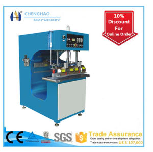 Canvas Welding Machine, Ce Certification pictures & photos