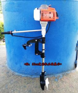 65cc Gasoline Outboard Motor Outboard Engine pictures & photos