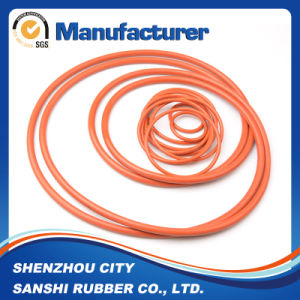 Silicon Rubber O-Ring for Many Equipments pictures & photos
