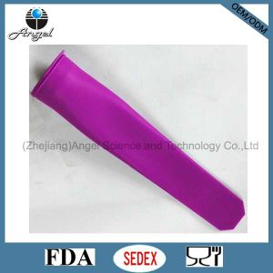 Food Grade Silicone Ice Mold for Popsicle, Ice Cream, Pudding and Lollipop Si16 pictures & photos