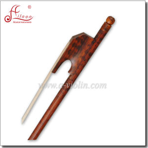 Baroque Style Snakewood Viola Bow (WA970B) pictures & photos