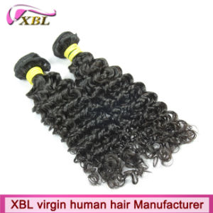 Real Human Hair 100% Brazilian Deep Curly Hair pictures & photos