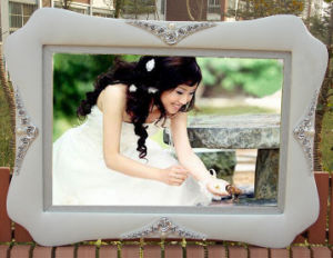 Big Leather Wedding Photo Frame pictures & photos
