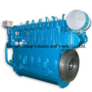 Weichai Cw200 Marine Diesel Engine for Rated Power 450kw-1760kw pictures & photos