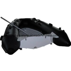 Aqualand 8feet Inflatable Motor Boat/Rib Motor Boat (RIB250) pictures & photos