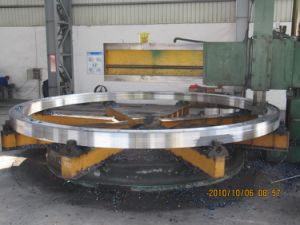 Hot Forged Ring for Steam Turbine Use pictures & photos