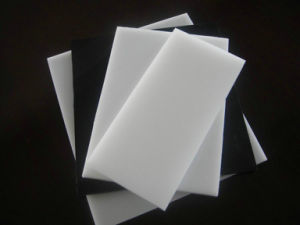 High Quality PE Sheet, HDPE Sheet with Kinds of Color pictures & photos