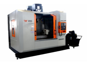 CNC Machining Center X Axis Travel 1200mm with Fanuc 0I Mf in Promotion pictures & photos