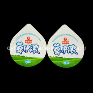 Die Cut Aluminium Foil Lids for Butter and Cream Tubs pictures & photos