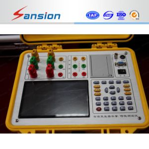 Transformer Capacity & Iron Loss Copper Loss Tester pictures & photos