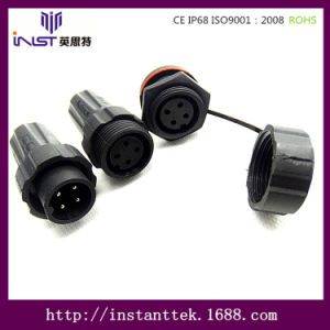 Inst Connectors and Cables for Sensors