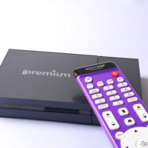 High Stable Apps Built-in Convertor Ipremium I9 TV Box with Canal+Movistar+Lig TV pictures & photos