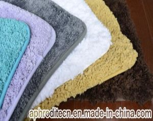 100% Polyester High Quality Microfiber Floor Rug Tufted Mat pictures & photos